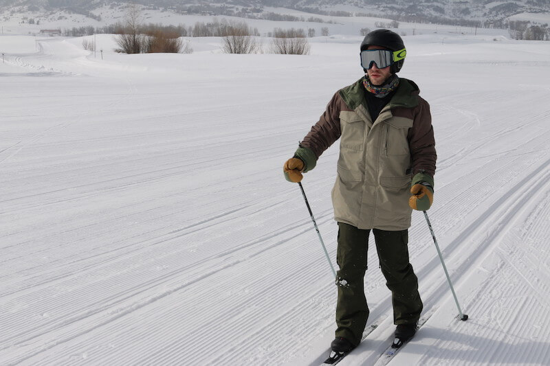 Cross Country Skiing at Epic Experience